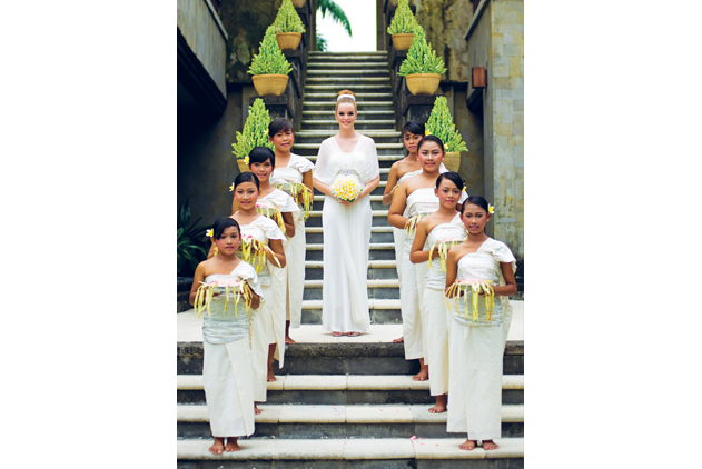 LONA featured on Bali Wedding Magazine - 2 - Lona Bali Makeup